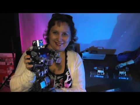 Робот танцор - робобилдеры