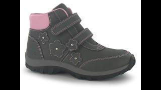 Обзор Ботинки детские Kangol Velcro Boot Childrens