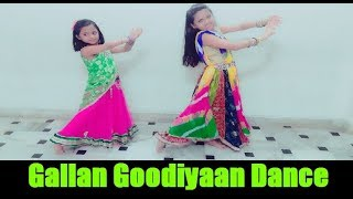 Gallan Goodiyaan Dance | Dance Choreography By Dev |
