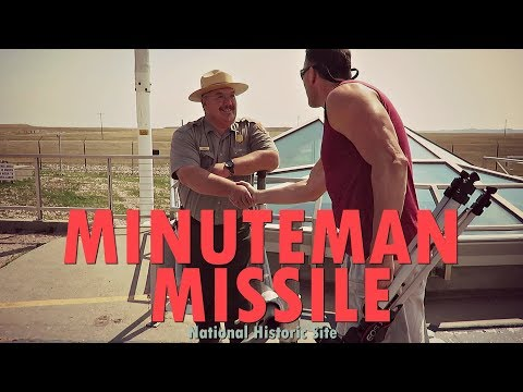 Minuteman Missile National Historic Site - Arms Reduction (Vlog)