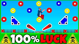 SHORT RIDE - 100% LUCK #2 - LUCKY LEVEL - SHORT LIFE (HD)