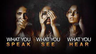 Be Careful What You SAY | SEE | HEAR - When You Face Opposition! ᴴᴰ