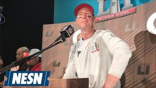 Matt Ryan Super Bowl LI Full Postgame Press Conference