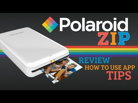 Polaroid Zip FULL Review & Tips