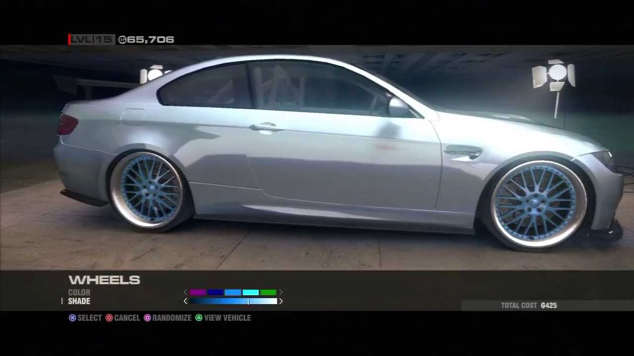 GAME INFO GRID 2 Online Customization PS3 HD
