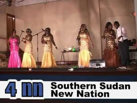 4 NN Southern Sudan New Nation