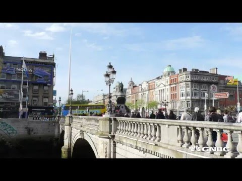 Ireland: Then VS Now | CNBC International