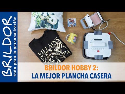 LA MEJOR PLANCHA CASERA / DIY: BRILDOR HOBBY 2