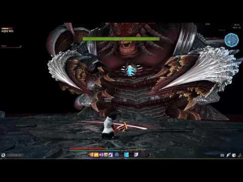 2[solo renewal] Vindictus Kai Redeemers Battle(sea of reflection) Neamhain17.03.29/결사대 사념의 바다 솔플2