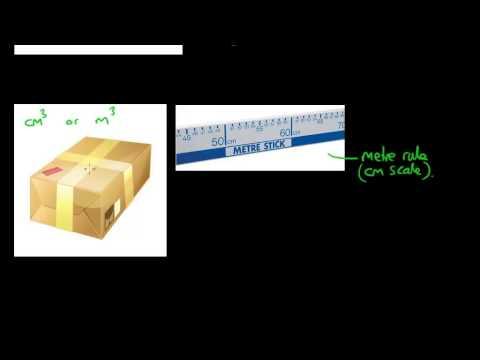 GCSE Physics - Measuring quantities - Length, Volume, Time Taken