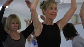 """""""Senior Swans Ballet"""" Over 50s Ballet Classes."""