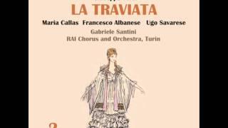 """La traviata : Act II, Scene 2 - """"Di Madride noi siam mattadori"""""""