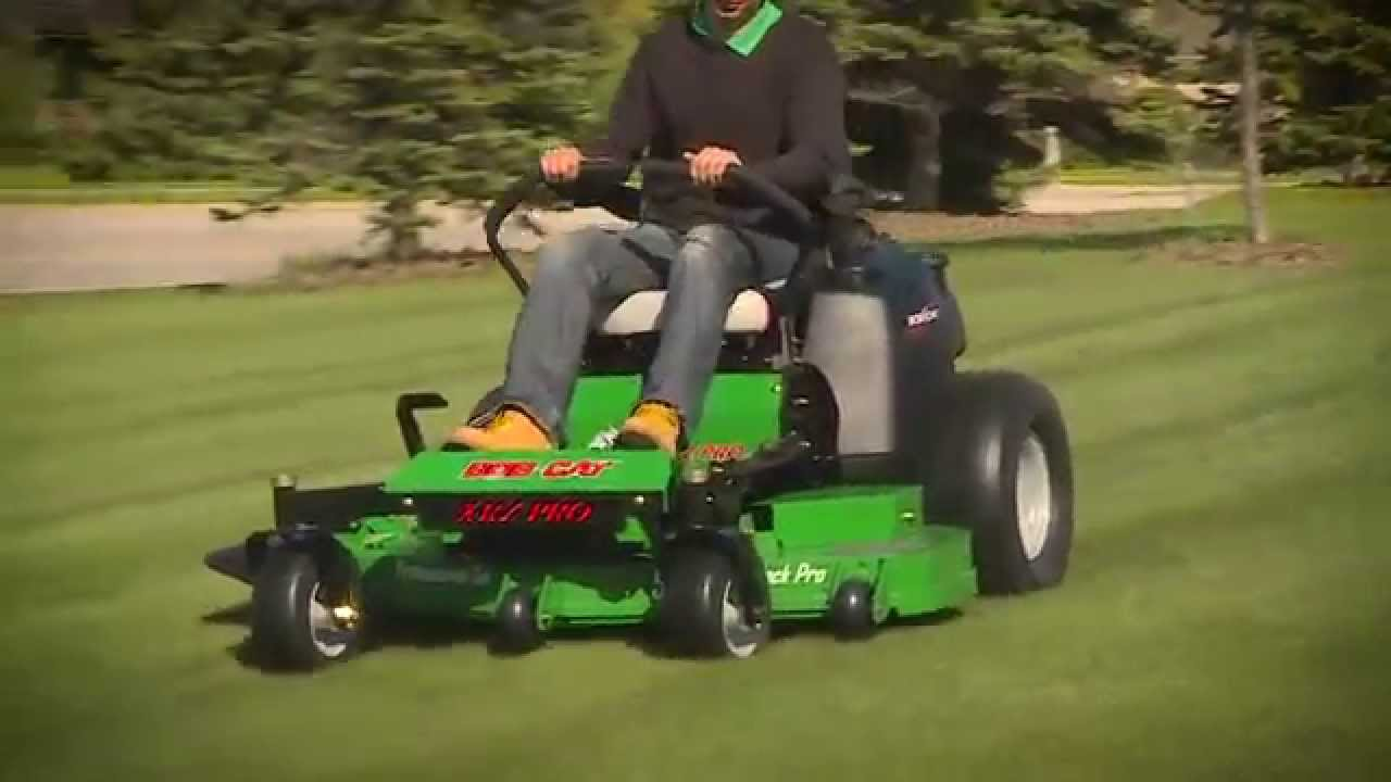 BOB-CAT XRZ-PRO Zero Turn Mower » OMC Power Equipment