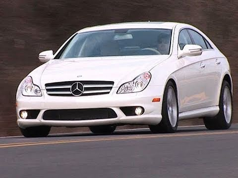 Roadfly.com - 2010 Mercedes-Benz CLS 550 Road Test Review