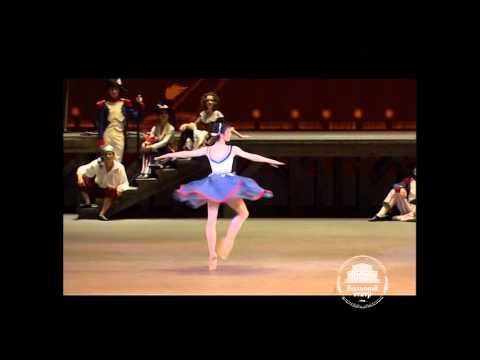 THE FLAMES OF PARIS - Bolshoi Ballet, 2016