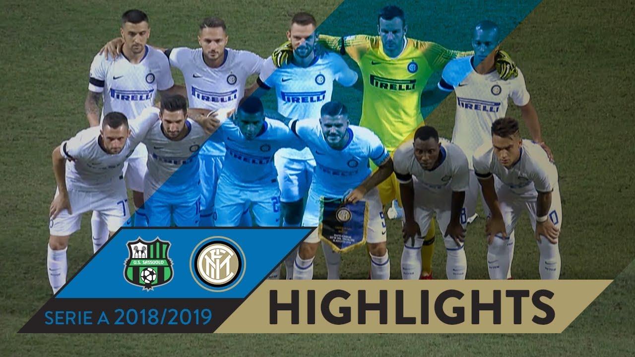 SASSUOLO 1-0 INTER  622cb2be82df3