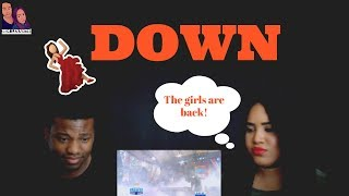 Fifth Harmony- Down Live GMA| REACTION