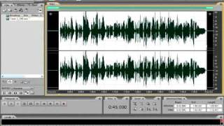 Обработка вокала в Adobe Audition 3.0 (Part 1).avi