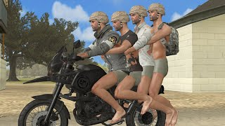 Download lagu PUBG Cartoon: Death race (funny cartoon pubg animation)