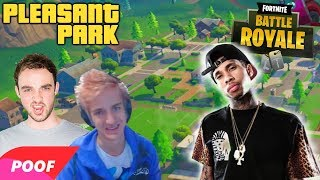 """Pleasant Park"" Fortnite Song Parody of ""Rack City"" by Tyga (Fortnite: Battle Royale Music Parody)"