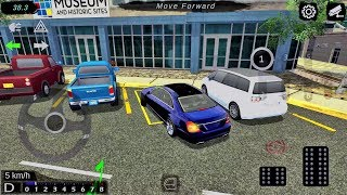 Manual gearbox Car parking #1 - Real Car Parking 3D Android Gameplay