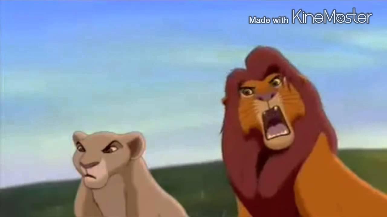 The Lion King 2 Roar & Growl Sound Imitations - YouTube