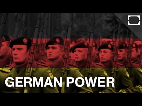 How Powerful Is Germany?