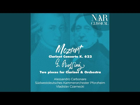 Andante, Theme And Variations In B-Flat Major: No. 1, Andante
