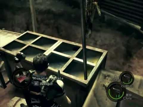 Resident Evil 5 Pc Gameplay on ATI Radeon HD 3200