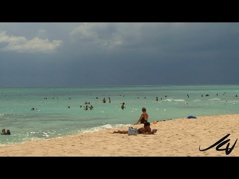IBEROSTAR Paraíso Beach, Riviera Maya, Mexico  - Tour, beach & Swimming Pools - YouTube