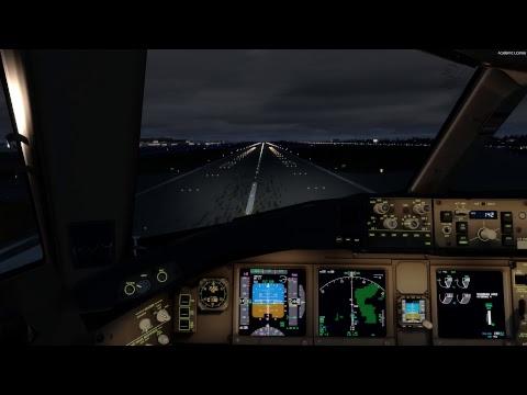 PMDG 777 Seattle