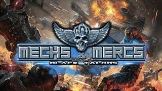 Mechs & Mercs: Black Talons Gameplay [PC HD] [60FPS]