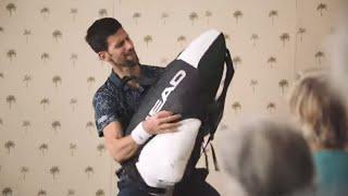Novak Djokovic Players Only