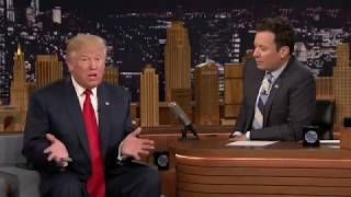 Jimmy Fallon Breaks Up with Donald Trump