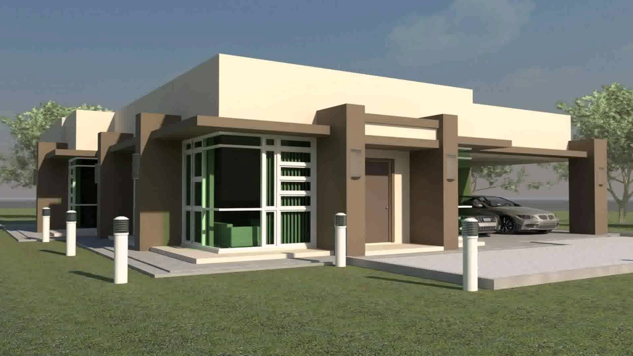 Modern Bungalow House Plans In The Philippines