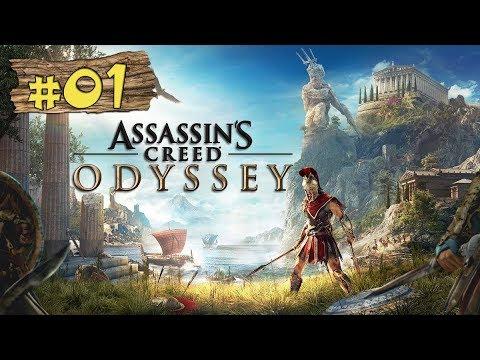 Assassins Creed Odyssey ★ #01 ★ Der Helenen Fischer! [LET'S PLAY] [DEUTSCH] [1440p]