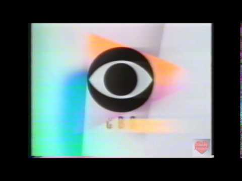 CBS Ident Television Commercial 1991
