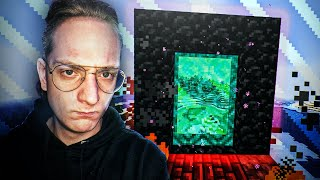 DLACZEGO NETHER JEST TAK DZIWNY?   Minecraft Granica #3