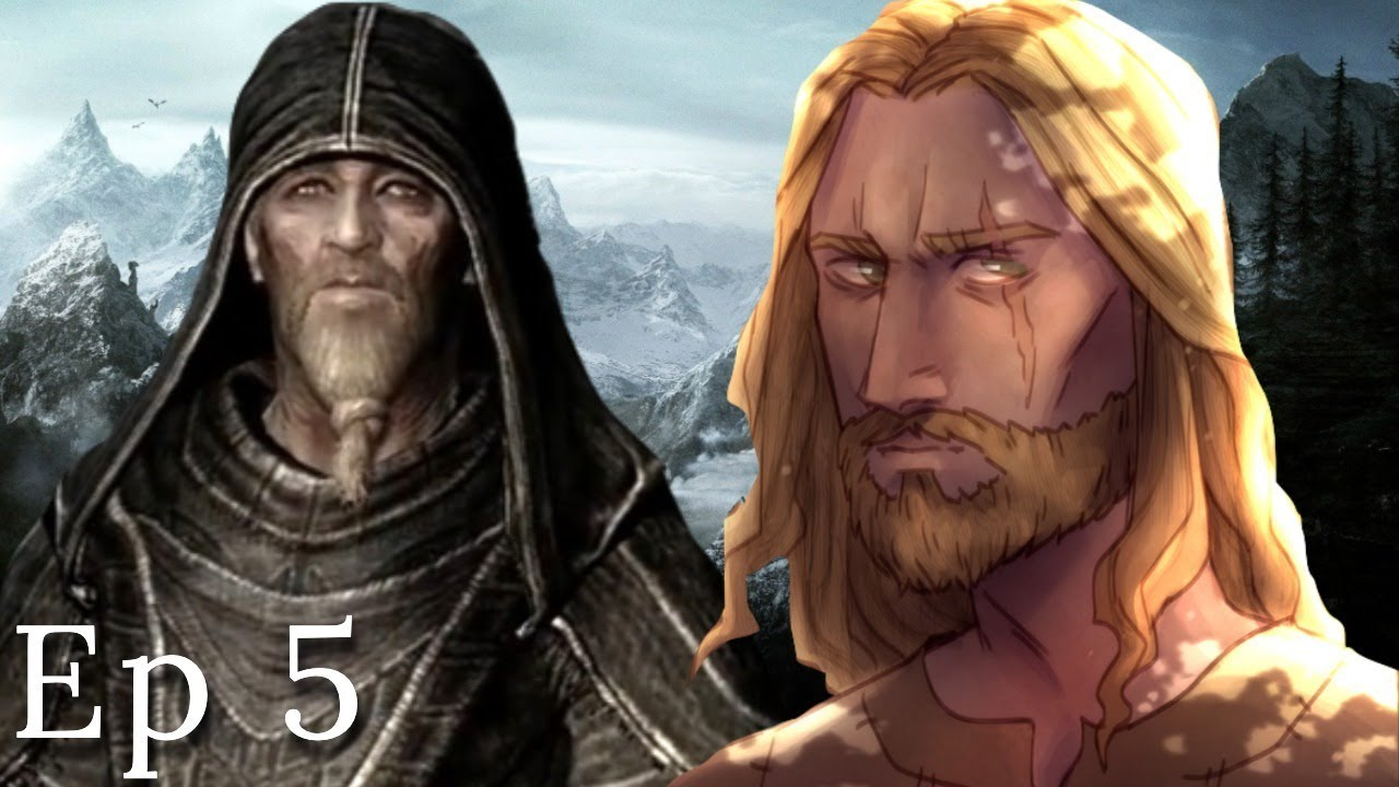 Let's Play The Elder Scrolls V: Skyrim - Ep 5 thumbnail