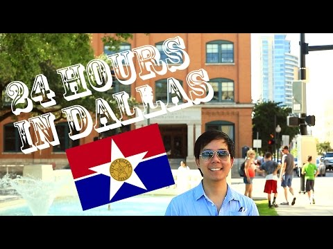 Travel Guide: 24 Hours in Dallas, Texas