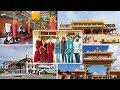 A Day at Mini China of India ❤ Tibetan Monastery Mundgod   Tibetan Colony Mundgod - Techie SDS