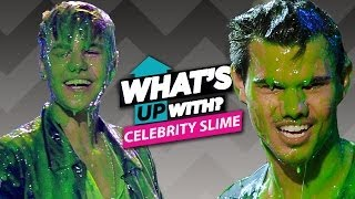 7 Best Celebrity SLIMES at the Kids Choice Awards