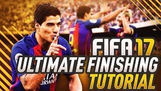 FIFA 17 ULTIMATE FINISHING TUTORIAL! HOW TO FINISH & SCORE GOALS IN EACH SCENARIO! (TIPS & TRICKS)