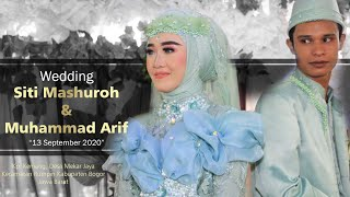 Tujh Mein Rab (Versi Sholawat) || The Wedding Video || Huroh & Arif