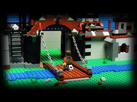 Lego Castle Adventure (Video Only)