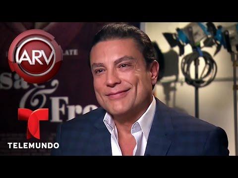 Osvaldo Ríos Se Emociona Con Carmen Dominicci Al Rojo Vivo