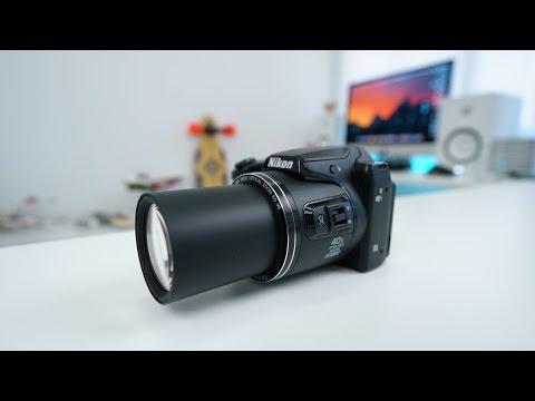 Nikon B500 REVIEW - BEST Superzoom Camera 2016