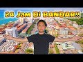 24 JAM DI BANDAR (KOTA KINABALU) - VLOG NAPASA #8
