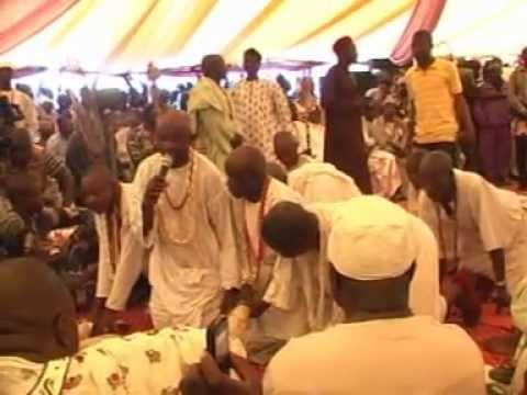 Reception for Prominent Obas from the Republic of Benin - Part 1