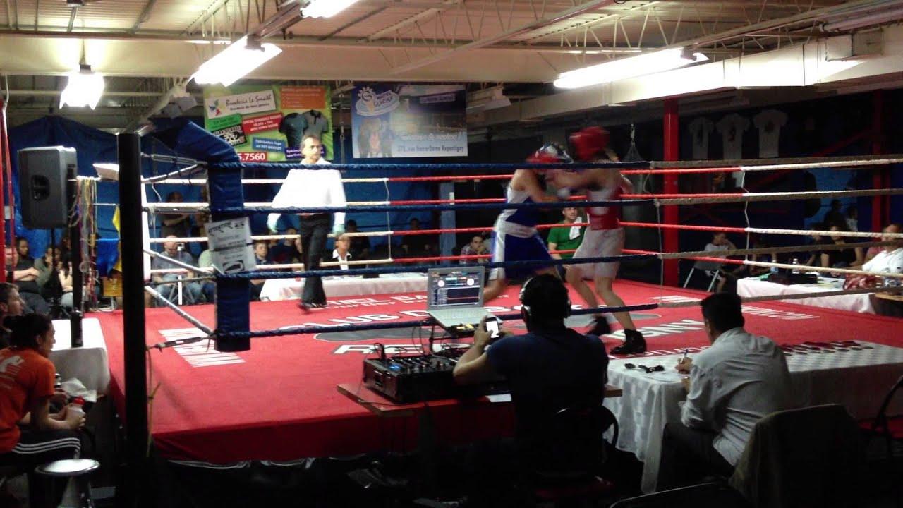 club boxe 35